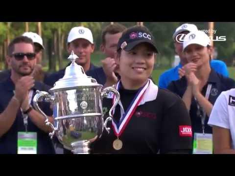 2018 U.S. Women's Open: Final Round Highlights