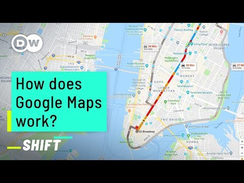 How Does Google Maps Navigation Work? | How Does Google Maps Know Traffic? | TechXplainer