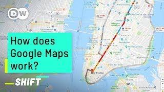 How does Google Maps navigation work? | How does Google Maps know traffic? | TechXplainer screenshot 3