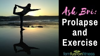 Prolapse And Exercise Do And Avoid