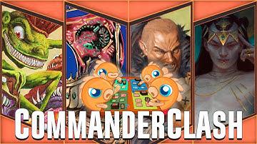 Commander Clash S4 Episode 16: Revenge Week
