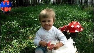 VLOG Baby Surprise Сhicken of the little girl Yaroslava Девочка Сюрприз Ярослава и Курочка Серия 3