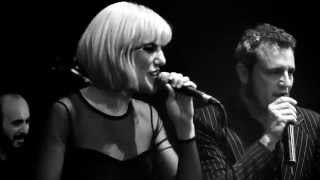 """With a Little Help From My Friends"" LIVE - AURORA & THE BETRAYERS feat CARLOS TARQUE (M-Clan) -"