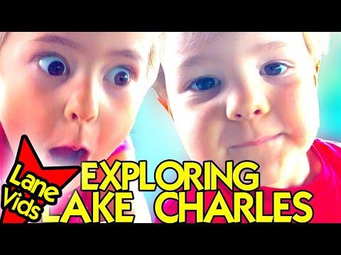 EXPLORING LAKE CHARLES, LA   Things to do in Lake Charles