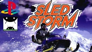 Sled Storm (ePSXe emulator) Android GamePlay
