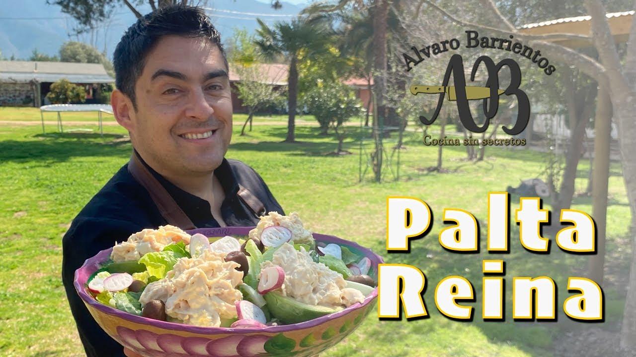 Download PALTA REINA CHILENA. La receta perfecta de una ensalada deliciosa - Alvaro Barrientos Montero