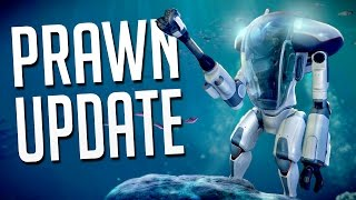 Subnautica - PRAWN UPDATE (P.R.A.W.N. Suit Upgrades & Fragments) | Subnautica Early Access Gameplay