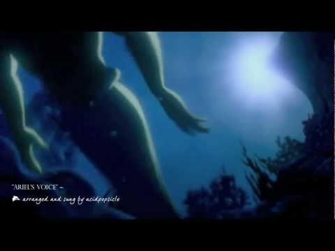 Ariel's voice {cover} - The Little Mermaid