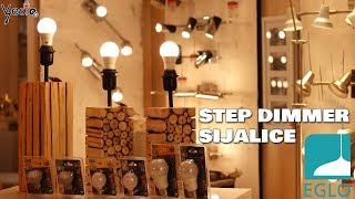 Step Dimmer sijalice EGLO
