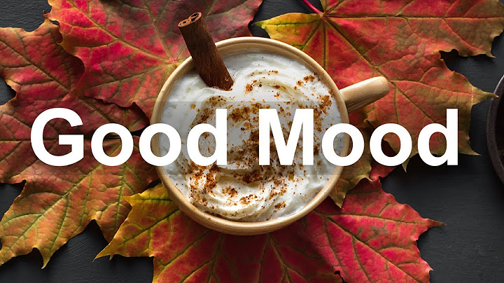 Permanent Link to Good Mood October Jazz – Relax Bossa Nova and Jazz Cafe Instrumental Music for Positive Autumn
