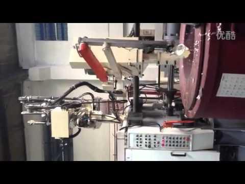 auto pouring machine