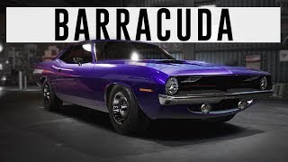 NFS PAYBACK - PLYMOUTH BARRACUDA LOCATION AND CUSTOMIZATION