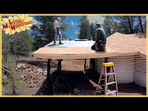 Cabin Carport Complete, Aquaponics Plan & Repurposing School Lockers | Weekly Peek Ep188