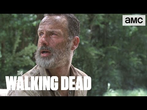 (SPOILERS) 'Rick's Hallucinations' Inside Ep. 905 BTS | The Walking Dead
