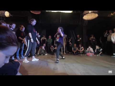 Рыбина Вика Vs Рындина Маша | HIP-HOP BEG. 1/8 FINAL | D2F CONTEST