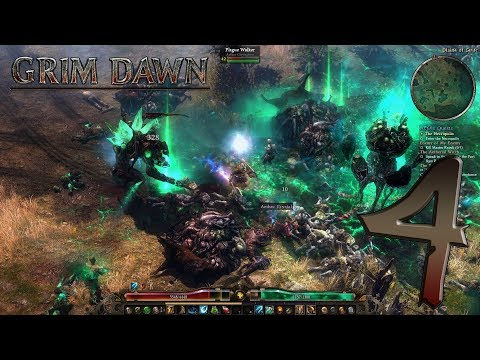grim dawn   cap 4    versión pc Ultra   veterano   1080P 60 FPS