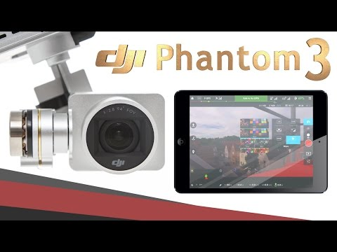 Download Youtube: DJI PHANTOM 3 | Best camera settings for filming aerials | Tom's Tech Time