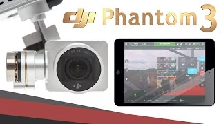 DJI PHANTOM 3 | Best camera settings for filming aerials | Tom's Tech Time