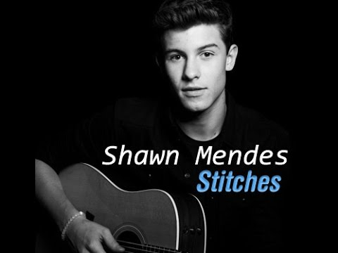 Shawn Mendes Stitches LYRICS