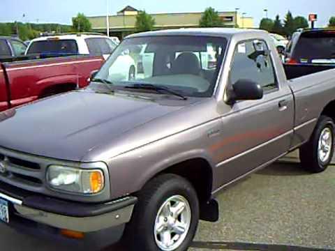 1997 Mazda B2300 Youtube