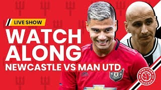 Newcastle vs Manchester United   Livestream (Watchalong w/ Howson)