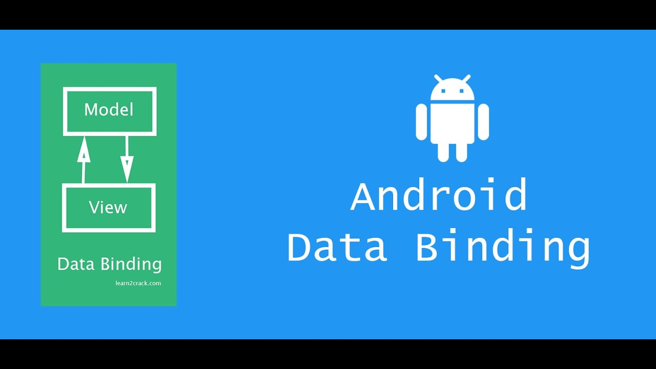 Android Data Binding - Example