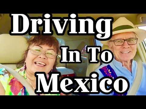 We Drove Through Mexico:  Car Permits 2017  Laredo,Nogales,Reynosa, El paso