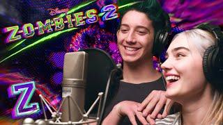 Meg and Milo Share ZOMBIES 2 Secrets  ZOMBIES 2  Disney Channel