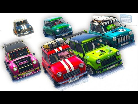 GTA Online: New Weeny Issi Classic Races [The Issi Job, Goal, Paleto Palace, Sidewinder & More]
