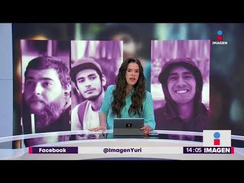 Confirman muerte de estudiantes de cine en Guadalajara | Noticias con Yuriria Sierra