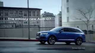 The entirely new Audi Q7