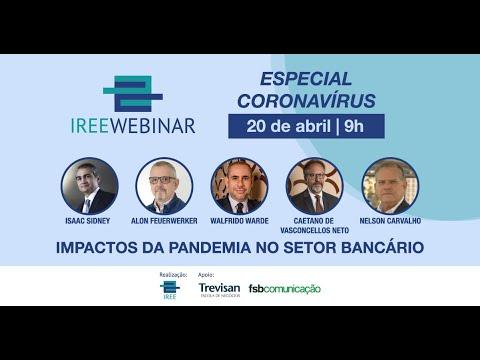 Webinar: Impactos da pandemia no setor bancário