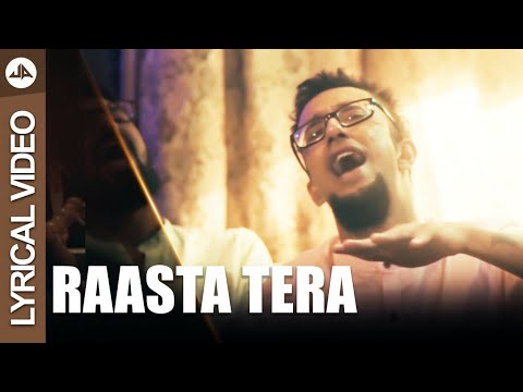 Underground Authority- Raasta Tera ft. Nikhita Gandhi (Official Lyrics Video) | Indian Rap