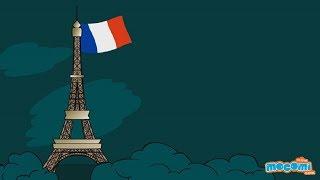 Eiffel Tower - Fun Fact Series EP33   Mocomi Kids