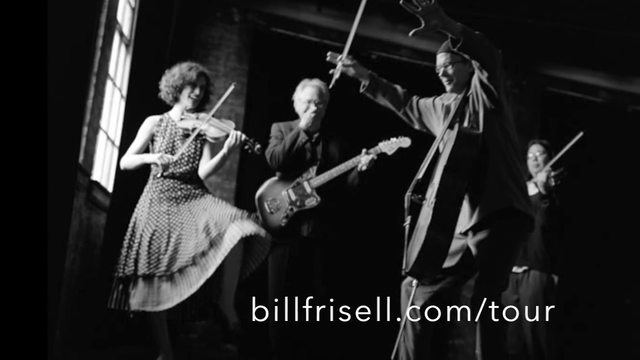 Bill Frisell - 'Music For Strings' 2017