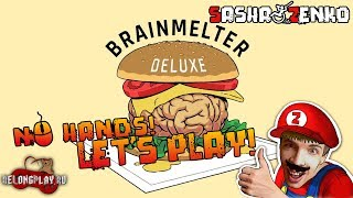 Brainmelter Deluxe Gameplay (Chin & Mouse Only)
