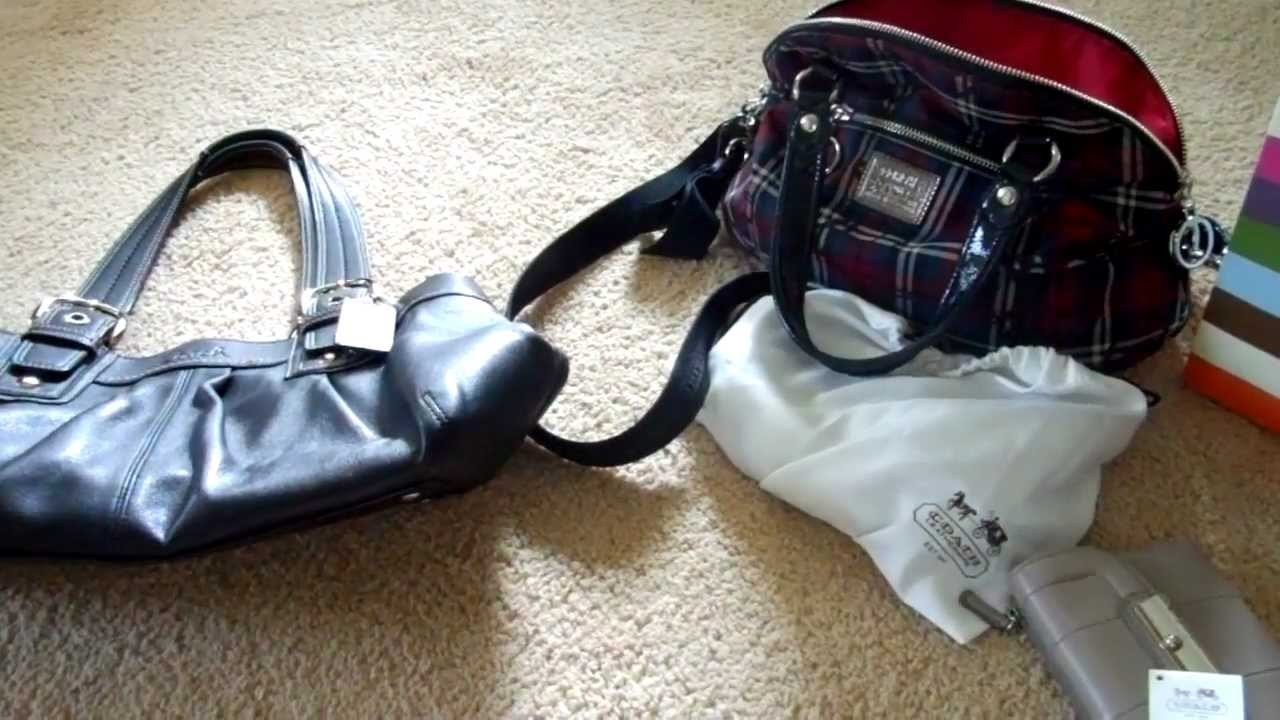 Differences Between Regular And Factory Outlet Coach Items