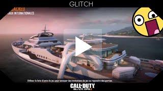 GLITCH | BO2 : XP contre les BOTS en parties personnalisées ! (compte en ligne)