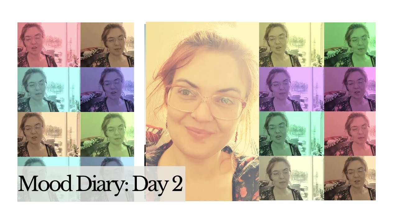 Mood Diary Day 2: For Us, Creators