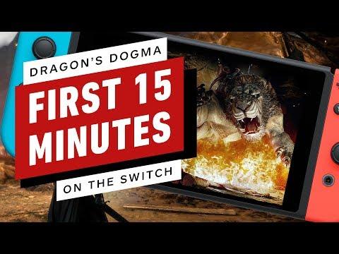Dragon's Dogma: Dark Arisen Gameplay