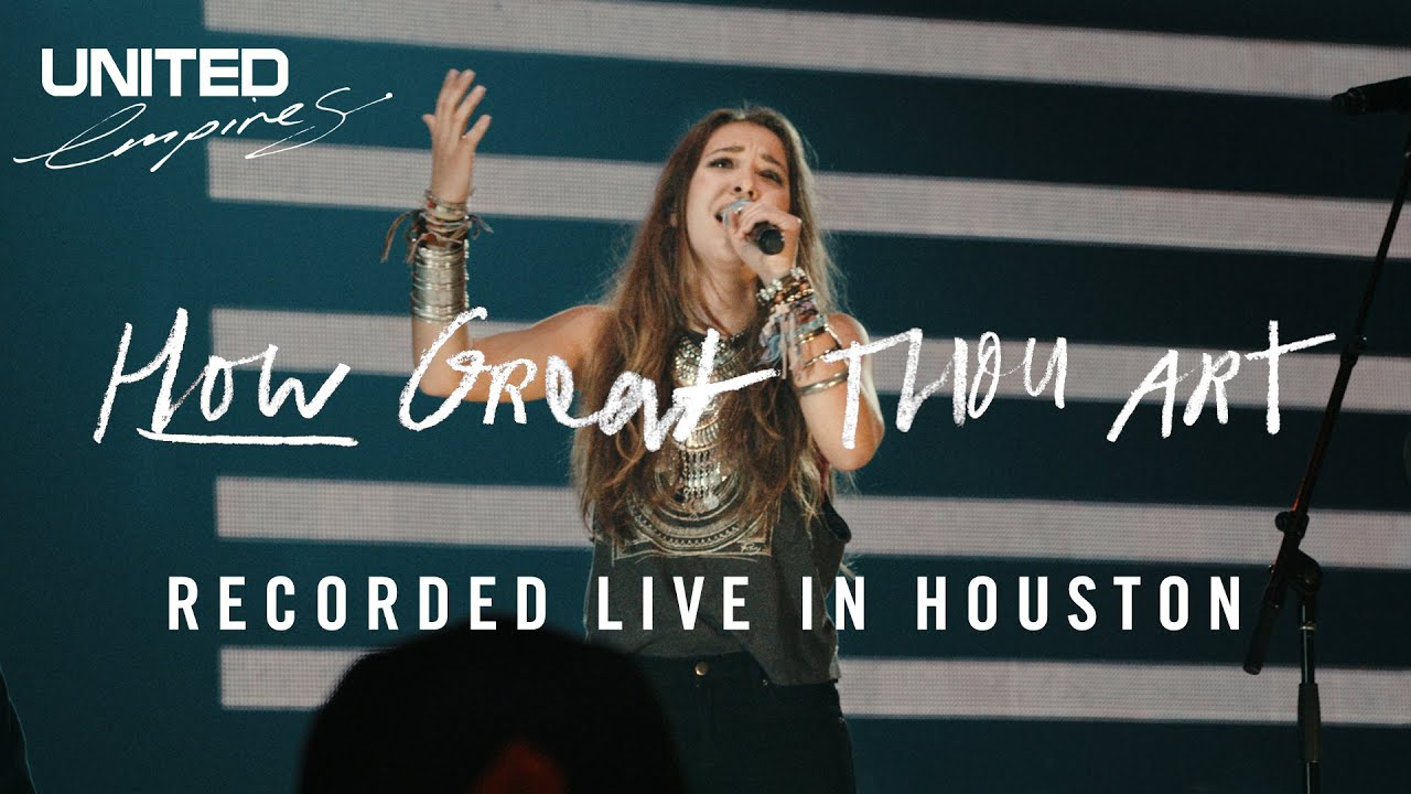 How Great Thou Art  (feat. Lauren Daigle) - Hillsong UNITED