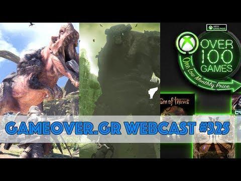GameOver Webcast #325