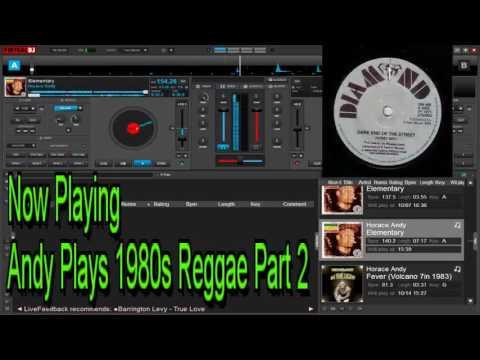 Andys Plays 1980s Reggae Part 2