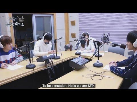 [Eng Sub] 161118 SF9 Dawon, Rowoon & Chani - Kim Jiwon's Rooftop Radio