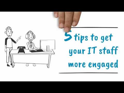 How to Get Your IT Team More Engaged with the Business - Edoc Service, Inc. & Afidence Inc.