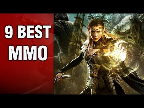 9 Best MMO Games On PS4