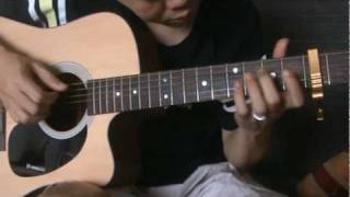 yesterday once more tutorial (revised) slow and closed up.wmv