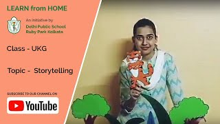 Storytelling for UKG Kids | Inspirational Moral Stories | The Elephant and its Friends