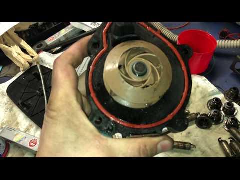 водяной насос / EP6 Turbo S