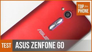 ASUS ZENFONE GO - test par TFP